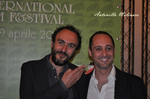 Il regista Alessandro Aronadio
