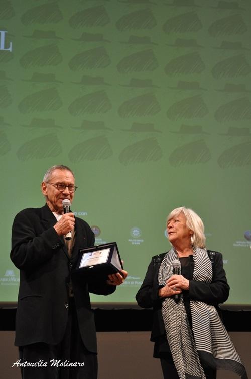I registi Andrej Konchalovsky e Margarethe Von Trotta