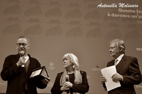 Andrej Konchalovsky, Margarethe Von Trotta e Felice Laudadio