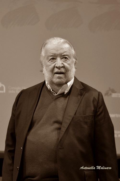Il regista Pupi Avati