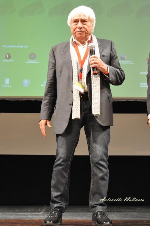 Il direttore della fotografia Luciano Tovoli