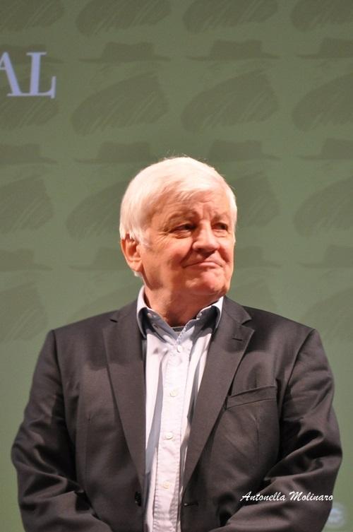Il regista Jacques Perrin