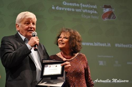 Jacques Perrin e Claudia Cardinale