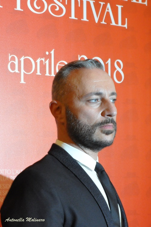 Il costumista Massimo Cantini Parrini