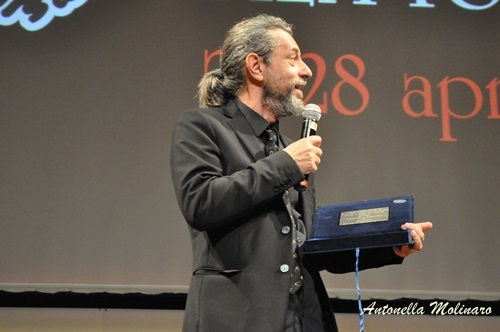 Il regista Samuel Tilman per il film Une part d'ombre