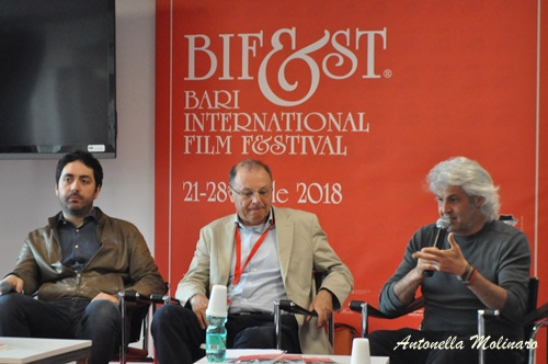 Domenico Procacci e Matteo Rovere