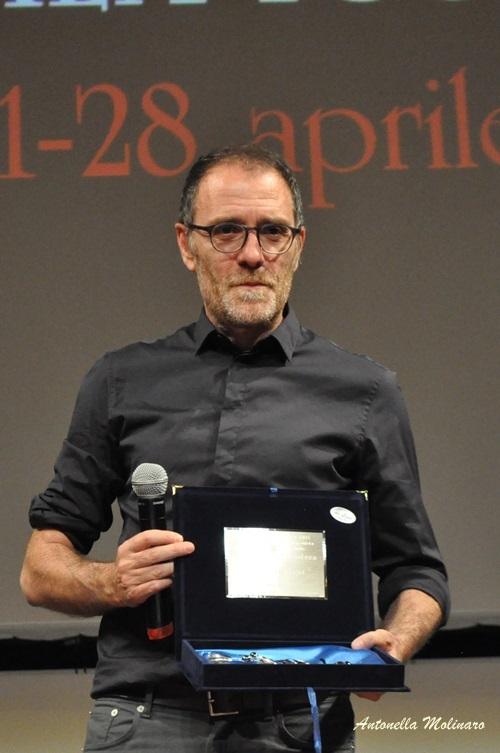 Valerio Mastandrea Premio Gabriele Ferzetti per il miglior attore protagonista di opera prima o seconda