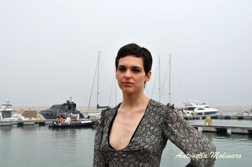 Sara Serraiocco protagonista del film Brutti e cattivi