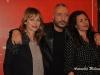 Il costumista Massimo Cantini Parrini tra le attrici Antonella Attili e Barbora Bobulova