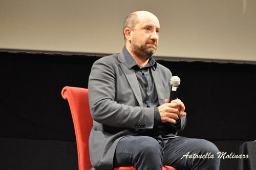 L'attore Antonio Albanese