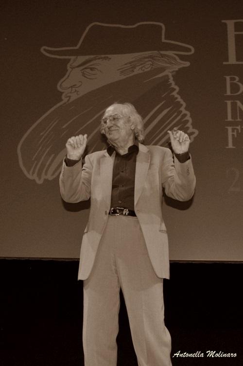 Il premio Oscar Vittorio Storaro