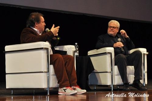 Il regista Roberto Andò