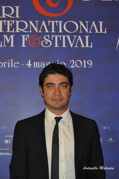 Non sono un assassino: L'attore Riccardo Scamarcio