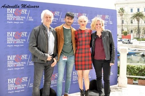 Domenico Procacci, Phaim Bhuyan, Carlotta Antonelli  e Vanessa Piciarelli