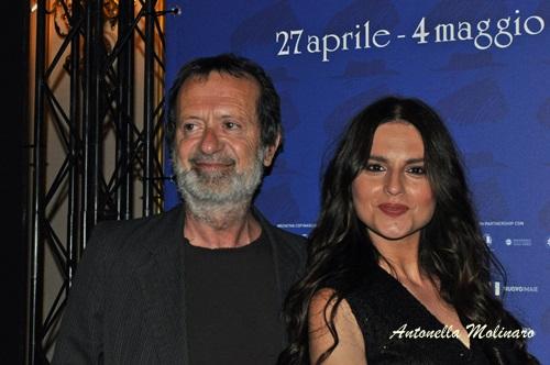 Rocco Papaleo ed Ivana Lotito