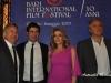 Non sono un assassino: Paolo Del Brocco con gli attori Claudia Gerini e Riccardo Scamarcio ed il regista Andrea Zaccariello
