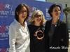 la regista Katja Colja e le attrici Lunetta Savino e Simonetta Solder
