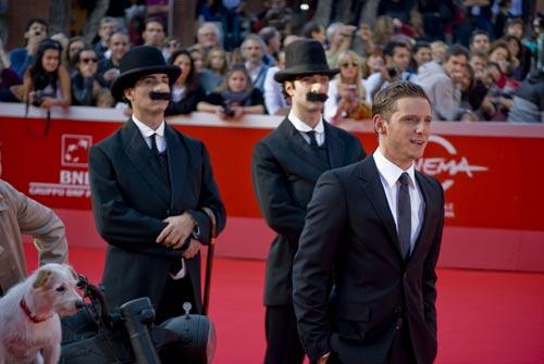 Festival del Cinema di Roma, il red Carpet per