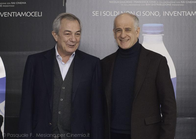 Remo Girone e Toni Servillo
