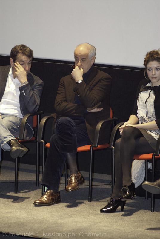 Sarah Felberbaum e Toni Servillo