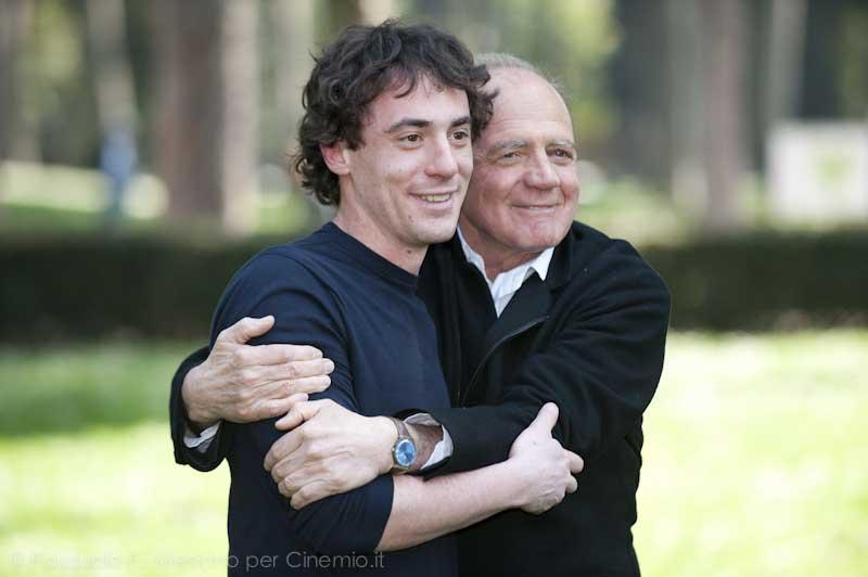Bruno Ganz ed Elio Germano