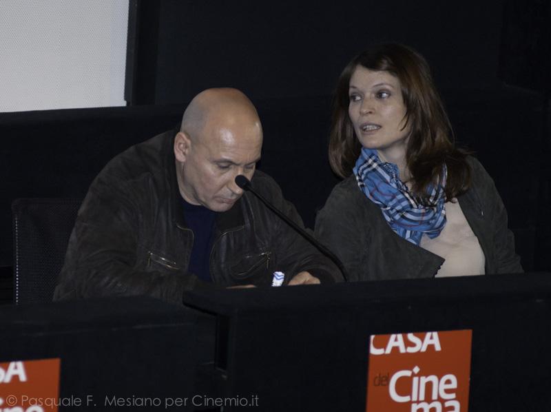 Maurizio Battista, Jane Alexander