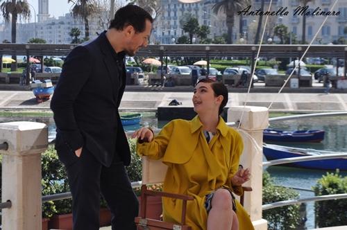 Stefano Accorsi e Matilda De Angelis