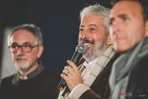 Il regista Gianfranco Cabiddu