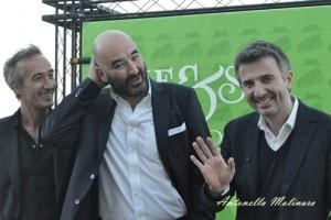 Fabrizio Testini, Nicola Guaglianone e Valentino Picone al BIF&ST 2017