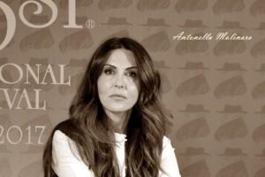 L'attrice Sabrina Ferilli al BIF&ST