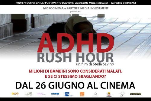 adhd rush hour