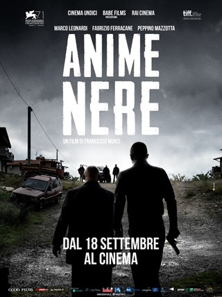 anime nere film