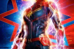 Captain Marvel - poster