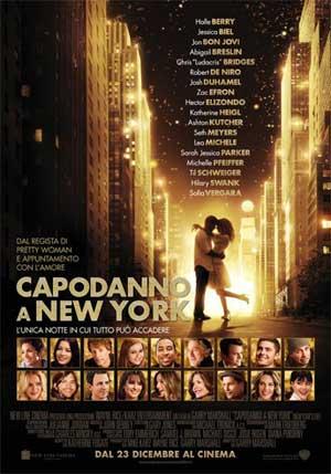 locandina capodanno a new york