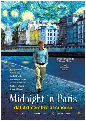 locandina ufficiale del film midnight_in_paris
